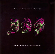 Click Click - Rorschach Testing * CD * / Electronic - Synth-Pop - New Wave