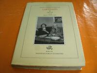 Carteggio III 1940-1955 EDIZIONI DI STORIA E LETTERATURA 370 Pag. Anno 1991