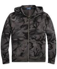 NWT Polo Ralph Lauren Big Tall Mens Camouflage Zip Up Hoodie Sweatshirt Jacket
