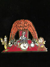 Disney Dance Series - Belle & Friends LE 250 Beauty and the Beast Pin