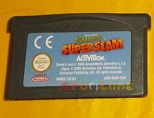 SHREK SUPER SLAM Game Boy Advance Gba Versione Europea ○○○○ SOLO CARTUCCIA - AQ