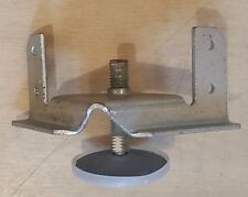 4 x Plinth Adjuster, Heavy Duty Adjustable feet with Supporting Bracket, Cabinet