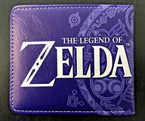 Legend of Zelda Wallet Purse Mens Kids Nintendo Wii SNES NES Link DS 3DS AUS