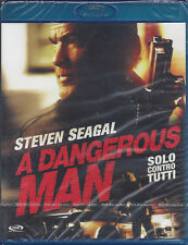 Blu-Ray in Dangerous Man with Steven Seagal New Sealed 2009