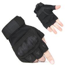 FreeMaster guanti senza dita da uomo per sport all'aperto, lavoro, (d4d)