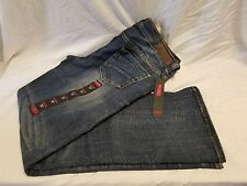 W7-9626 ROCK & ROLL COWGIRL RIDING JEANS BOOT CUT ~ NEW~