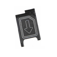Sony Xperia Z3 Sim Tray Holder / Black // Repair Part // FAST SHIPPING CANADA