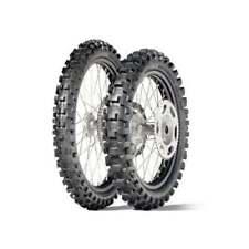 """Neumáticos y cámaras Dunlop 18"""" para motos"""