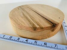 Spalted Ash FIGURED Character TIMBER Bowl BLANK Craft Plinth