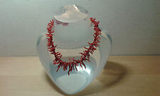 Collar DE RAMAS DE CORAL - Coral Necklace - Red Rojo - For Collectors