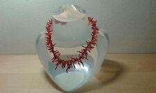 Collar DE RAMAS DE CORAL - Coral Necklace - Red Rojo - For Collectors