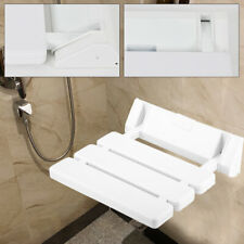 Duschklappsitz bis zu 130KG Haus & Hotel Wandmontage Duschhilfe Dusch Klappsitz