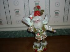 """Mark Roberts Small-2018 -11.""""H -Deck The Halls Fairy-New-#885/2,500"""