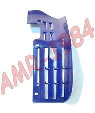 GRIGLIA PROTEZIONE RADIATORE SX APRILIA TUAREG WIND 350 87 COLORE BLU  AP8130454