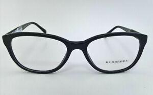 Burberry Brillengestell Fassung B2172 3001 schwarz