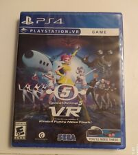 Space channel 5 VR kinda funky news flash PS4 Neuf Sous Blister Rare Limited Run