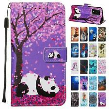 For Samsung Galaxy Note10 Plus S10e S9 S8 S20 Leather Wallet Phone Case Cover