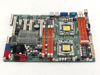 ASUS Z8NA-D6 LGA 1366 Intel 5500 VGA USB RJ-45 Server Motherboard With I/O
