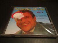 """CD NEUF """"RAYMOND DEVOS, VOLUME 2"""" 14 sketches"""
