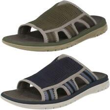 Slides Sandals & Beach Slip On Textile Shoes for Men