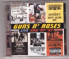 GUNS N' ROSES - LIVE ERA 87-93 DOPPIO CD NUOVO SIGILLATO