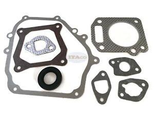 Overhaul Gasket Set Kit 06111-ZE0-405 061A1 00 001 010 ZH7 Honda GX120 GX110 4HP