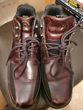 ROCKPORT BROWN BOOT SIZE 10