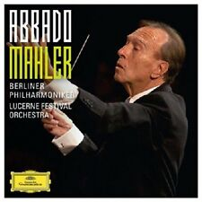 Abbado / Berliner Philharmoniker - Mahler [New CD] Boxed Set