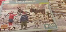 1000 PIECE JIGSAW  LITTLE DONKEY