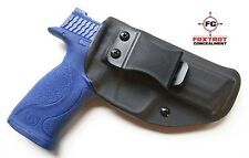 Smith & Wesson Full Size M&P 9/40 Kydex IWB concealed carry holster Black