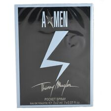 14 ml Thierry Mugler A Men  Herrenduft Herren 7x2ml Eau de Toilette Pocket Spray
