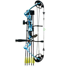 Horizone Compound Bow Package - Kryptk Blue