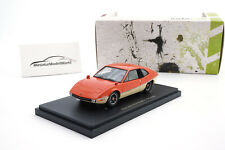 #06012 - Autocult Porsche 914 Heuliez Murene - orange - 1:43