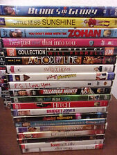 20 NEW DVDS COMEDY DRAMA THE FAULT IN OUR STARS WELCOME TO MOOSEPORT CHICAGO