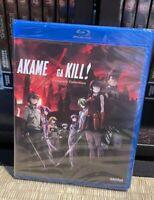 Akame Ga Kill: Complete Collection (Blu-ray Disc, 2018)