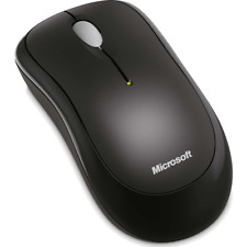 Microsoft Wireless Mouse 1000 - Black