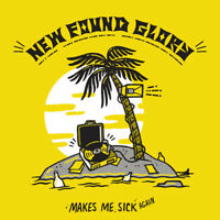 New Found Glory - Makes Me Sick Again [New Vinyl LP] Pink, Yellow, Digital Downl