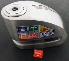 Xena XX-14 Series Security Disc Lock Alarm Silver XX14-SS