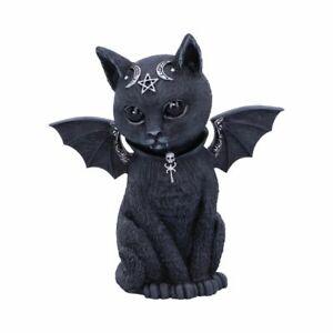 Nemesis Now Malpuss Winged Occult Cat Figurine Demon Statue Wiccan B5149R0