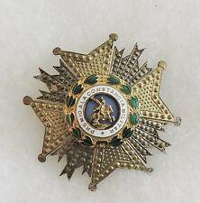 Spain Order of Hermindalgo Star