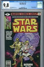 Marvel Star Wars #27 CGC 9.8 WP