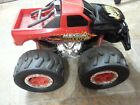 MEGA WHEEL TRUCK WITH RECHARGABLE BATTERY PACK AND REMOTE CONTROL