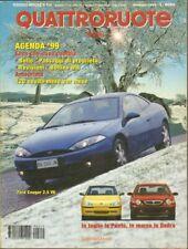 Quattroruote 1999 Gennaio n. 519 Gord Cougar 2.5 V6