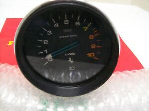 Ferrari 308- Gtsi Tachometer Gauge Veglia Borletti GT/4 OEM Part.