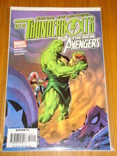 THUNDERBOLTS NEW #95 ( 14 ) VS NEW AVENGERS MARVEL COMICS