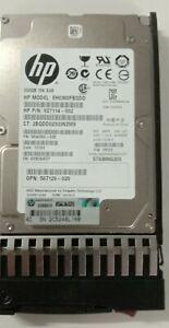 "HP 300GB 6G DP 15K SAS 2.5""Hard Disk Drive 627195-001 627114-002"