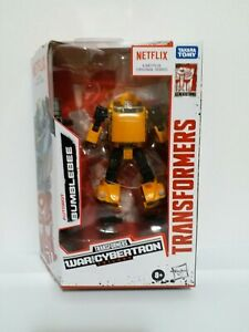 Transformers BUMBLEBEE War for Cybertron Netflix Exclusive Hasbro Takara-NEW