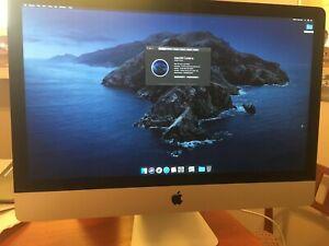 """Apple iMac 27""""  3.2 GHz i5 1TB16GB Geforce gt 755M 1GB Late 2013"""