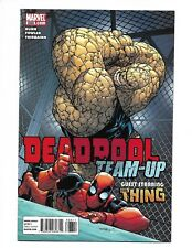 Marvel Comic Deadpool Team-up Thing #888 VF/NM