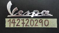 Logo stemma emblema simbolo Badge emblem Piaggio Vespa ALLUMINIO